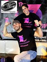 DJ Luis and Kim