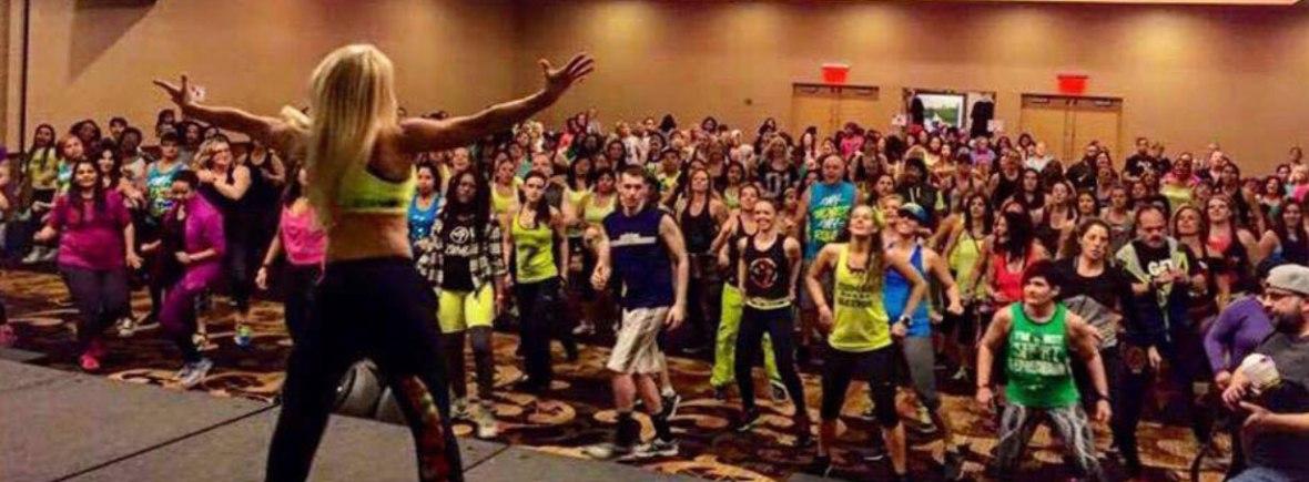 Crowd Dancing with ZES